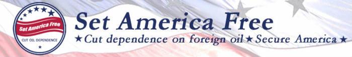 Set America Free banner